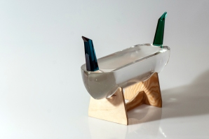 vagnerglass_viking boat